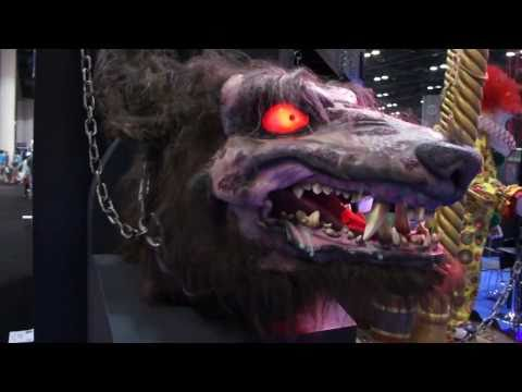 Cool things seen on the IAAPA Expo 2010 floor in Orlando Florida
