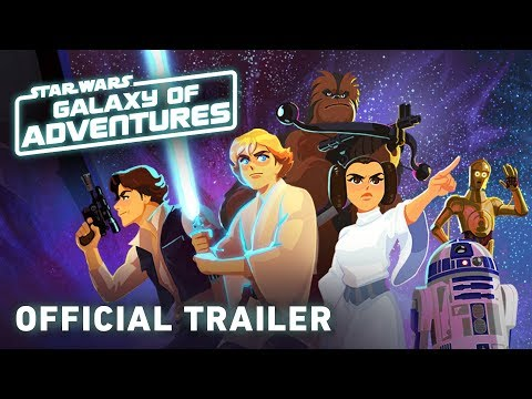 Official Trailer | Star Wars Galaxy of Adventures