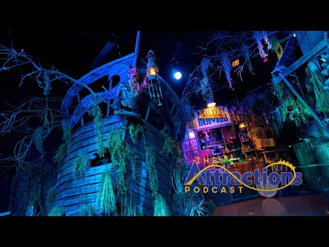 LIVE: Recording Episode #73 of The Attractions Podcast