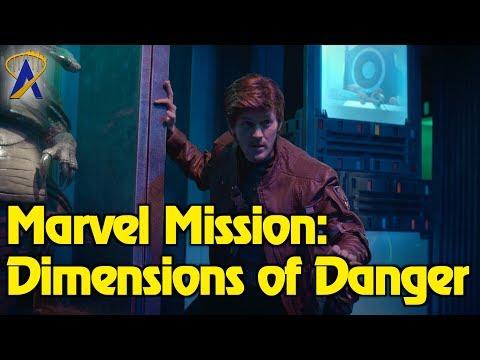 Marvel Super Hero Summer - Mission: Dimensions of Danger at Hong Kong Disneyland