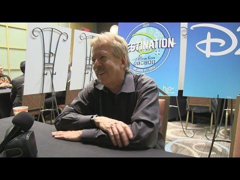 Disney Legend Tony Baxter talks Discovery Bay, Figment and more at D23 Destination D