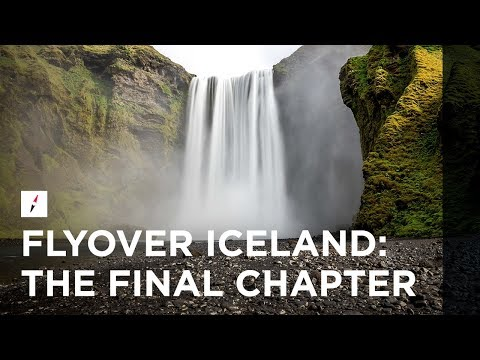 FlyOver Iceland: The Making Of   The Final Chapter