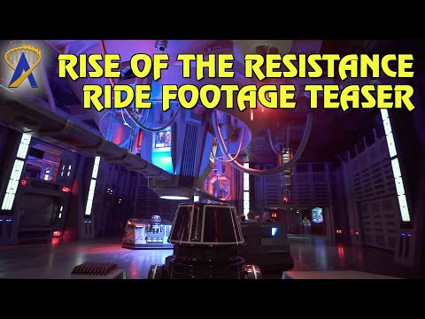 Star Wars: Rise of the Resistance Official Attraction B-Roll Teaser