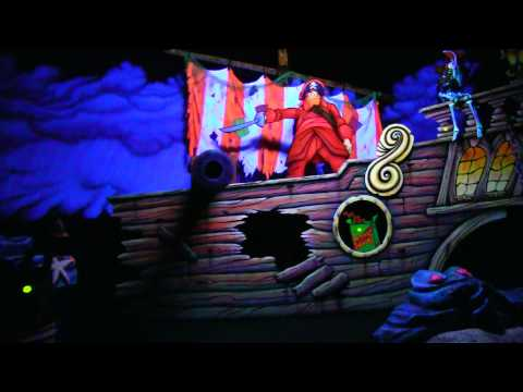 Scooby-Doo and the Mystery of the Scary Swamp - Last Ride | Sally Dark Rides