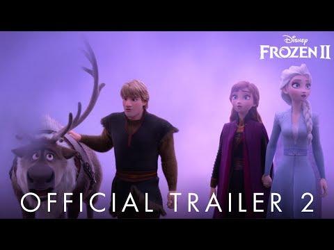 Frozen 2   Official Trailer 2