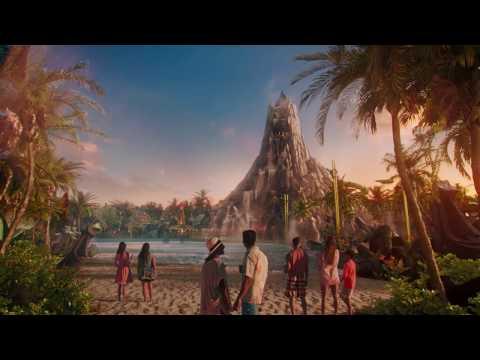 New Experiences at Universal's Volcano Bay