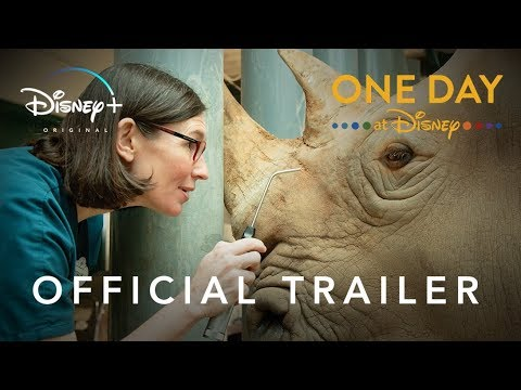 One Day at Disney | Official Trailer | Disney+