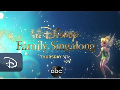Disney Family Singalong - Sneak Peek