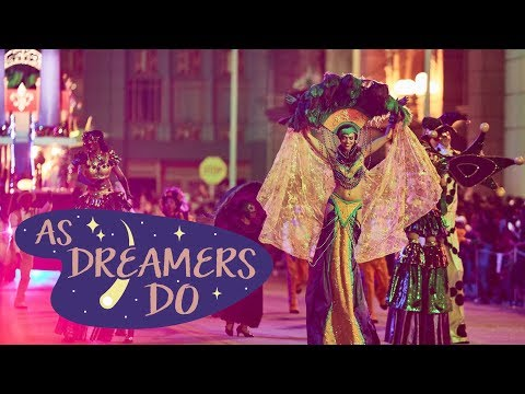Mardi Gras is Universal! - As Dreamers Do