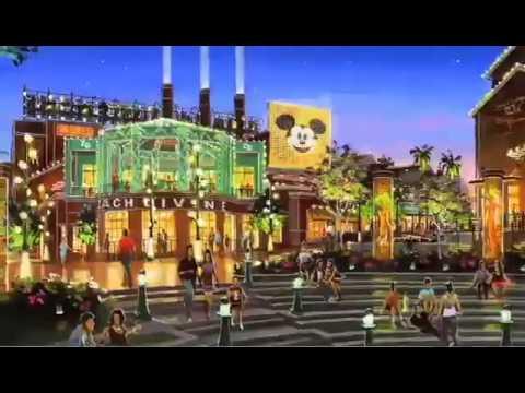 Downtown Disney's Pleasure Island to become Hyperion Wharf - Orlando, Florida