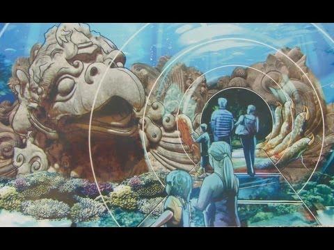Orlando Eye, Madame Tussauds and Sea Life coming to Orlando, construction, art