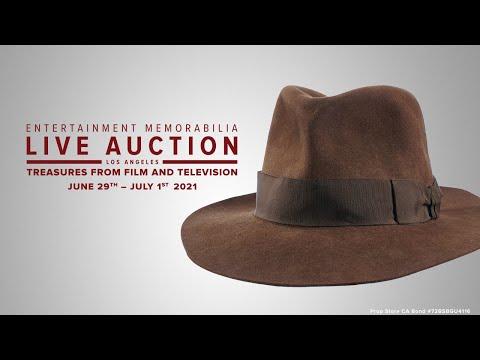 Prop Store's Entertainment Memorabilia Live Auction - Los Angeles l Full Trailer