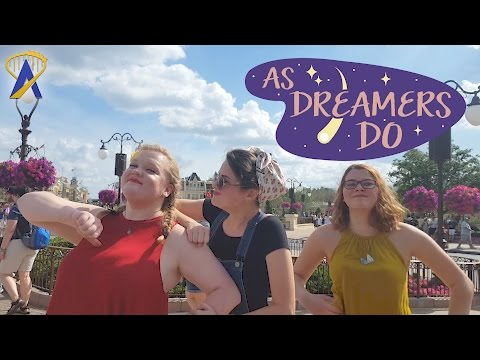 As Dreamers Do - 'Try Not To Sing Challenge: Magic Kingdom' - May 3, 2017