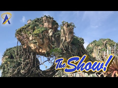 Attractions - The Show - Pandora: The World of Avatar; Mystic Timbers; news - May 4, 2017