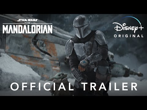 The Mandalorian   Season 2 Official Trailer   Disney+