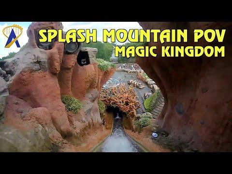 Splash Mountain Full POV at Magic Kingdom | Walt Disney World