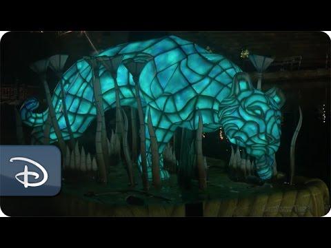 'Rivers of Light' - Behind the Scenes | Disney's Animal Kingdom