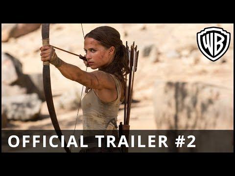 Tomb Raider - Official Trailer #2 - Warner Bros. UK
