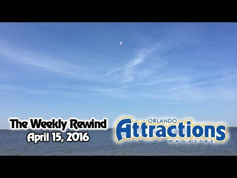 The Weekly Rewind @Attractions - April 15, 2016