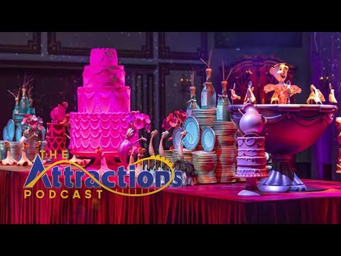 LIVE: Recording Episode 54 of The Attractions Podcast