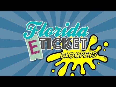 Florida E-Ticket - 'Bloopers, Outtakes & Deleted Segments' - Feb. 20, 2016