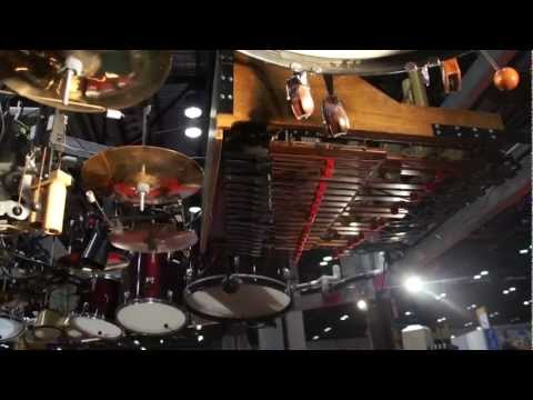 Self-playing musical instruments for parks and restaurants - IAAPA 2012