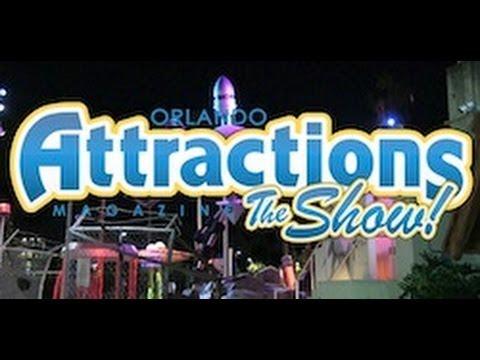 The Show - March 22, 2012 - Orlando Attractions Magazine - Episode 68