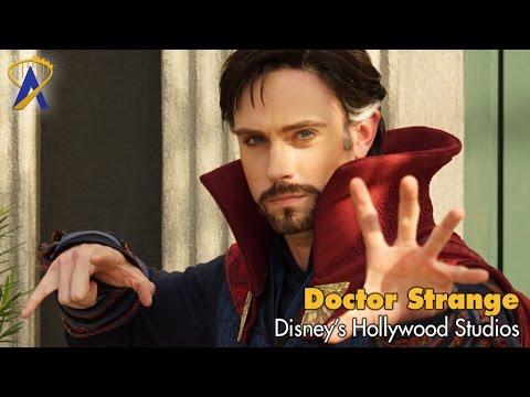Doctor Strange at Disney's Hollywood Studios