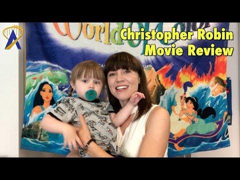 Movie Review - Disney's Christopher Robin