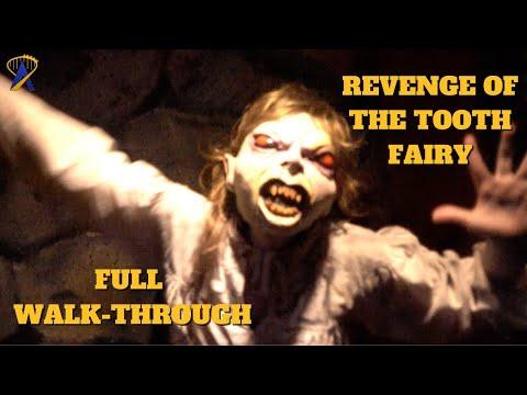 Revenge of the Tooth Fairy - Halloween Horror Nights Lite 2020 Full Walk-Through