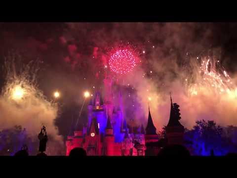 Celebrate You Fireworks - Disney Cast Member Celebration