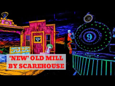 Old Mill Water Dark Ride POV at Kennywood by Scarehouse