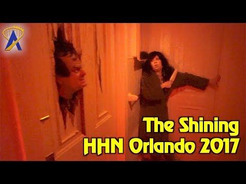 The Shining highlights from Halloween Horror Nights Orlando 2017