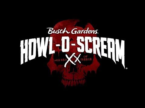 Howl-O-Scream 2018- A New Era of Terror