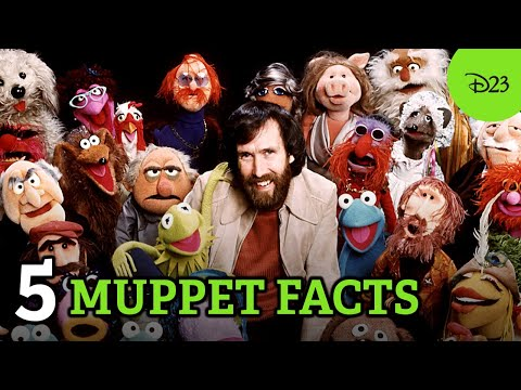 Five Facts about The Muppets that Every Fan Should Know