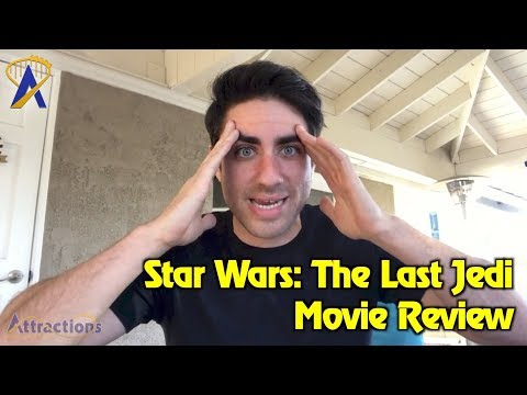 Spoiler-Free Movie Review of 'Star Wars: The Last Jedi'