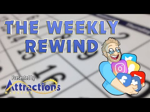 The Weekly Rewind - A Casual Chit-Chat: Vol. 1