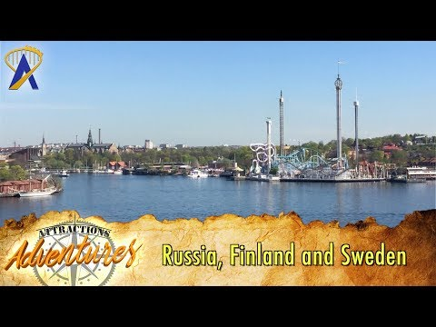 Russia, Finland and Sweden - Attractions Adventures