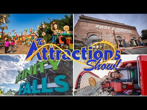 The Attractions Show - 2018 Year in Review