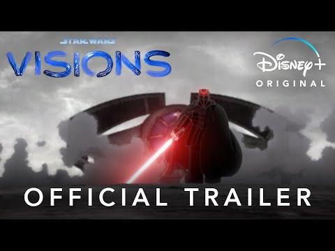 Star Wars: Visions   English Dub Trailer   Disney+