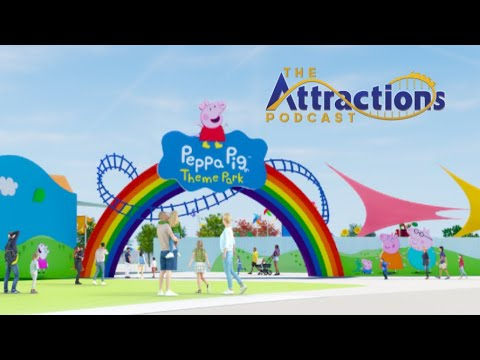 LIVE: Recording Episode #76 of The Attractions Podcast