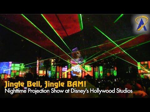 Full Jingle Bell, Jingle BAM! Show at Disney's Hollywood Studios
