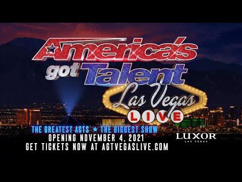 America's Got Talent Las Vegas LIVE | MGM Resorts