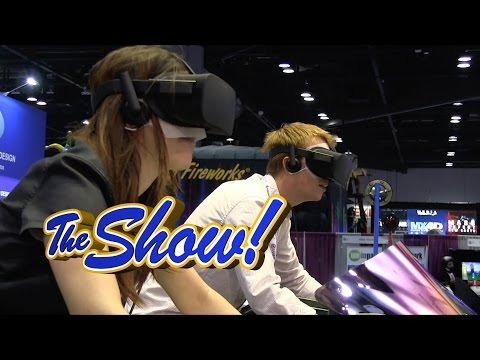 Attractions - The Show - IAAPA; Very Merry Christmas Party; latest news - Nov. 17, 2016