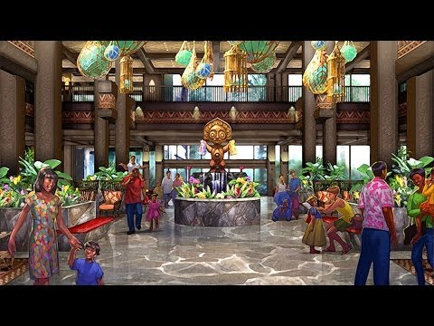 Trader Sam's and other changes coming to Disney's Polynesian Village Resort