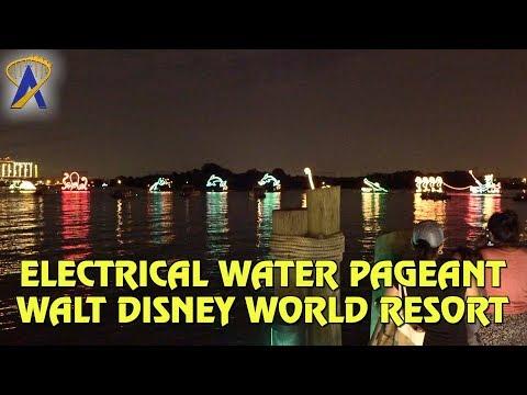 Electrical Water Pageant   Seven Seas Lagoon at Walt Disney World Resort