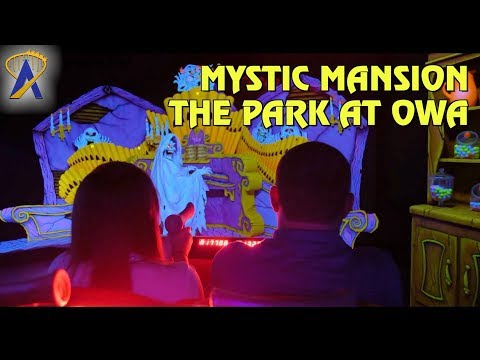 Mystic Mansion POV at The Park at OWA in Alabama