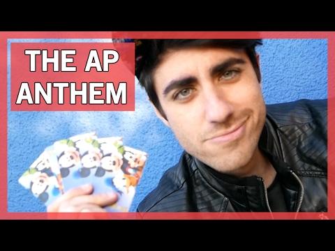 AP Anthem - Disneyland Annual Pass Song