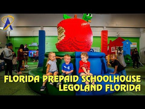 Inside the Florida Prepaid Schoolhouse - Legoland Florida