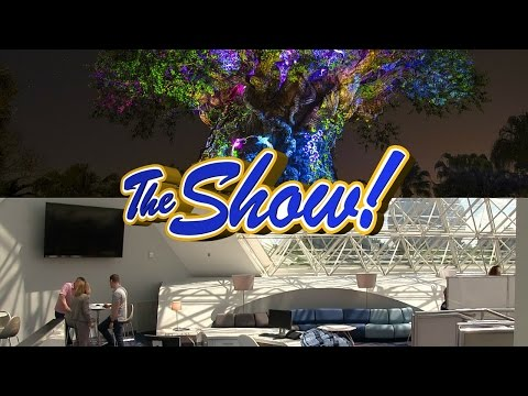 Attractions - The Show - DVC Lounge; Animal Kingdom at Night; latest news - June 2, 2016